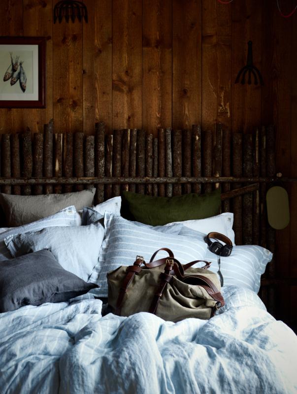 Streifen Bettwäsche von Lovely Linen