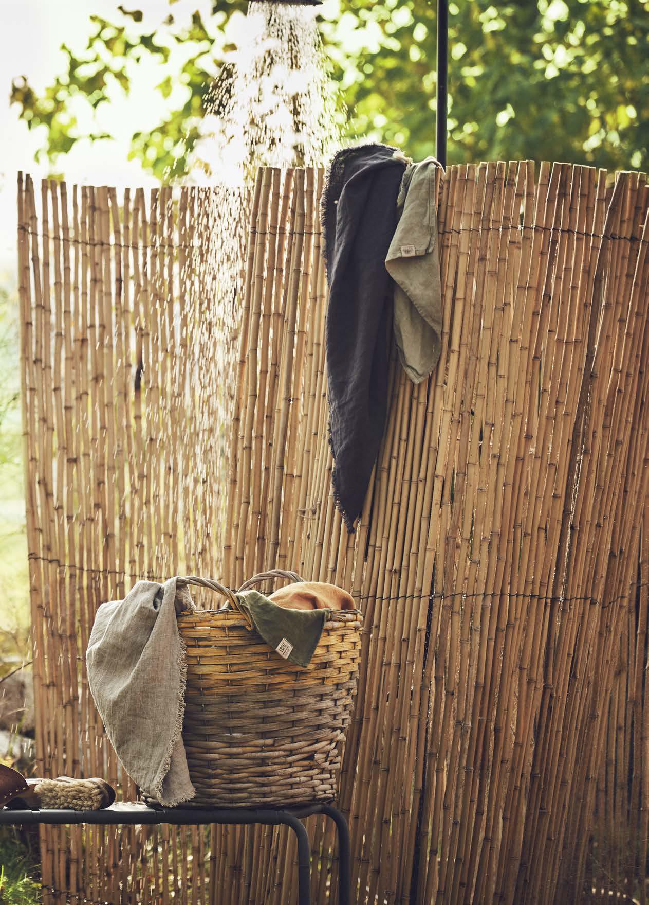 Natürliche Badetücher und Strandtücher