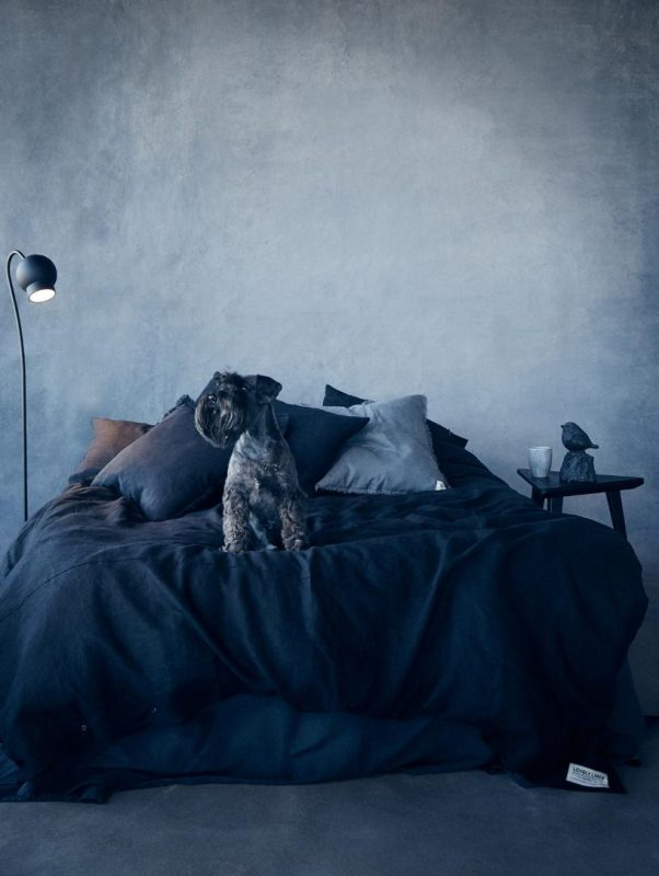Bettwäsche Misty Night von Lovely Linen