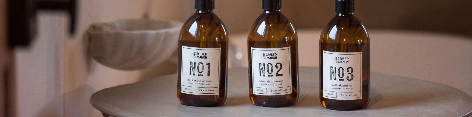Natürliche Raumdüfte, Seifen und Hand & Body Pflege aus der Provence von le secret de manaon