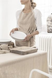 Moderne Tischdecken aus Skandinavien